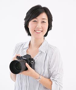 カメラマン・写真講師 椎名トモミ