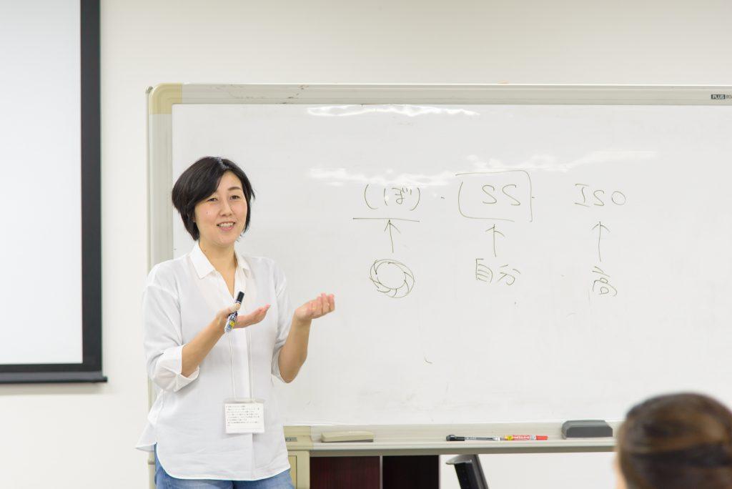 中野ケンコー・トキナーさまでの子ども写真レッスン