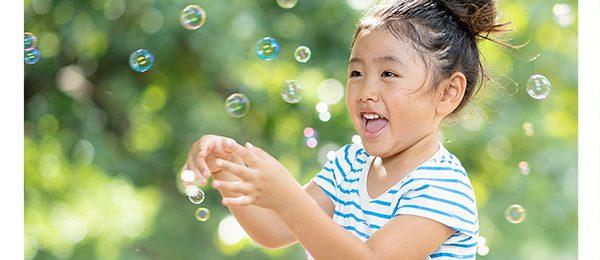 このとおりにやれば必ずキレイに写せる 子ども写真の撮り方