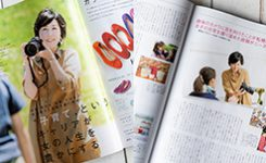 光文社STORY10月号にインタビュー掲載|椎名トモミ